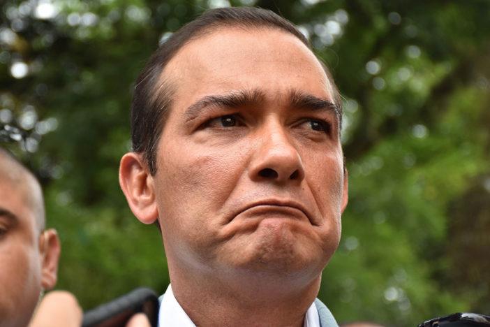 El fiscal general del estado de Veracruz, Luis Ángel Bravo Cont