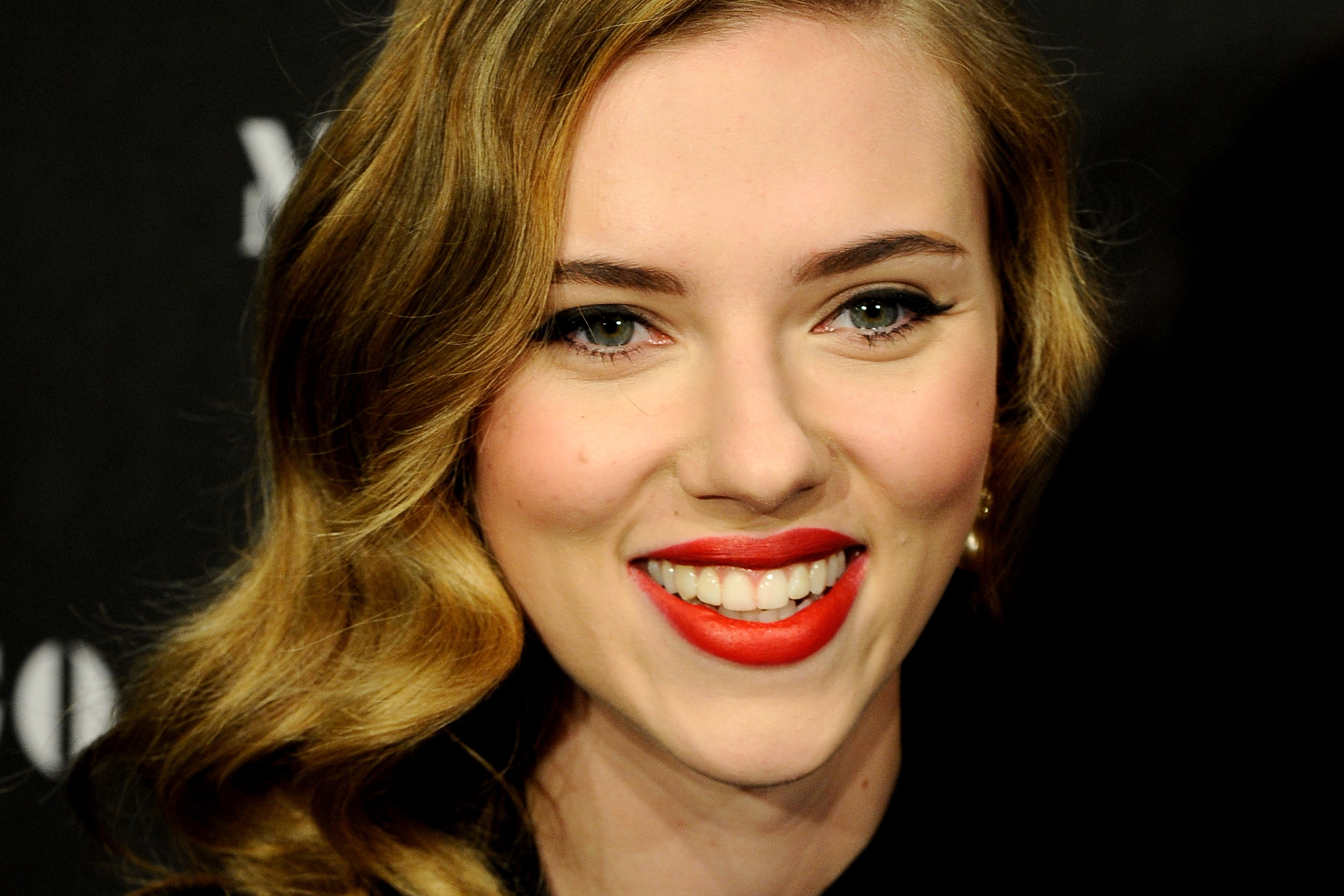 "MADRID, SPAIN - NOVEMBER 11:  Scarlett Johansson attends Mango New Collection launch party at ""Caja Magica"" on November 11, 2009 in Madrid, Spain.  (Photo by Carlos Alvarez/Getty Images)"