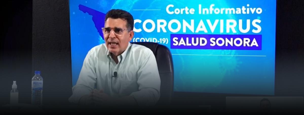 Sonora registró 6 fallecimientos y 122 nuevos casos por Covid-19