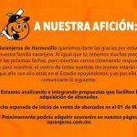 naranjeros_comunicado