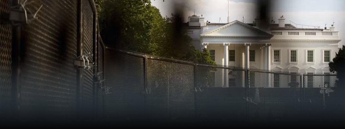 Servicio Secreto de EU dispara a persona armada afuera de la Casa Blanca