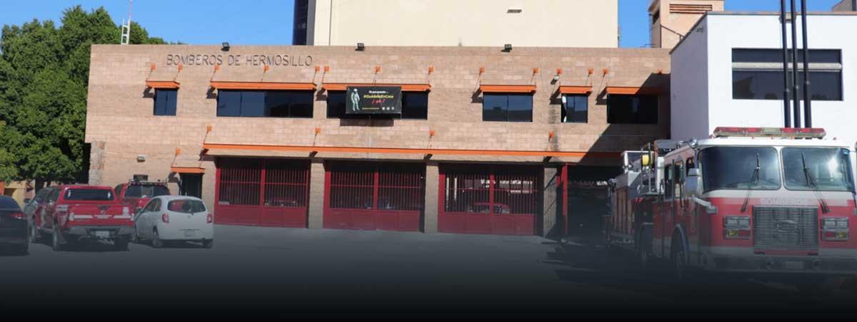 Bomberos de Hermosillo alistan operativo para Semana Santa